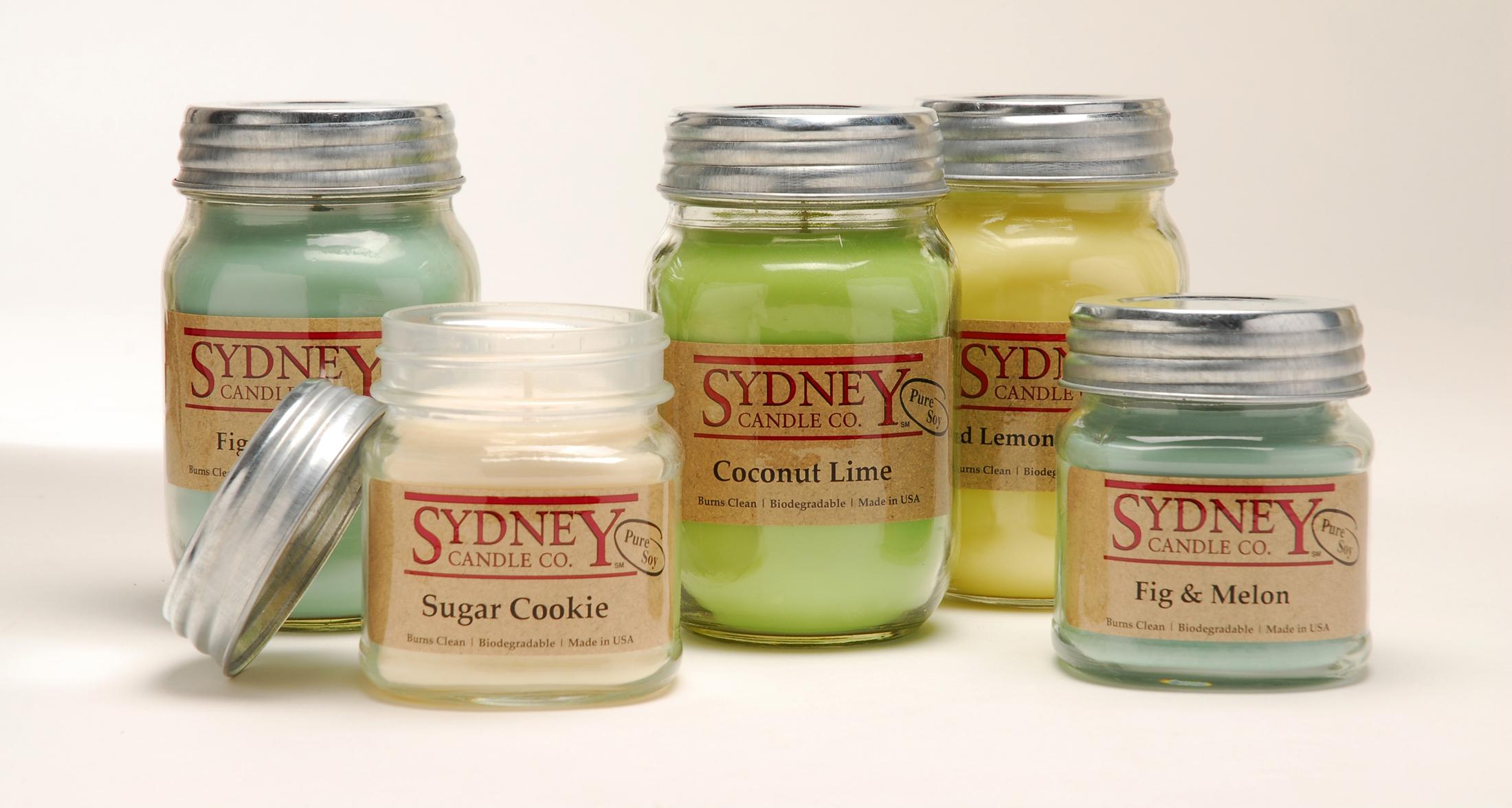 Sydney Candles